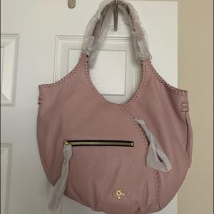 Brand New orYANYPebble Leather Hobo with tags